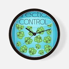 Cute Prevention Wall Clock