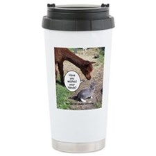 Funny Infection control Travel Mug