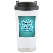 Unique Infection control Travel Mug