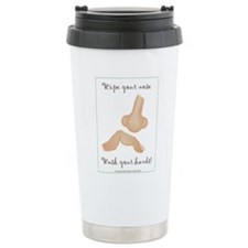 Infection Control Apperal Travel Mug