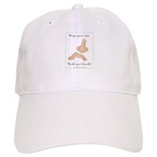Infection Control Apperal Baseball Cap