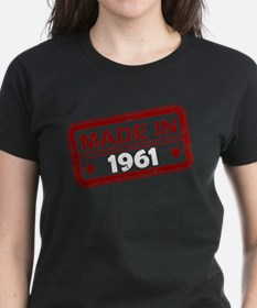Stamped Made In 1961 Tee