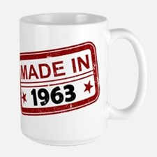 Stamped Made In 1963 Mug