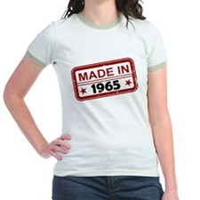 Stamped Made In 1965 T