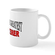 """""""The World's Greatest Plasterer"""" Mug"""