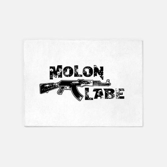 MOLON LABE 5'x7'Area Rug