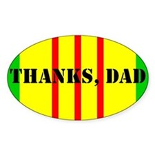 Cute For my dad Decal