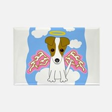 Jack Russell Angel Magnets