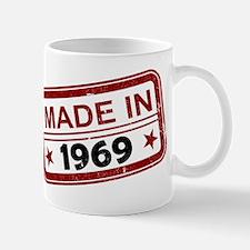 Stamped Made In 1969 Mug