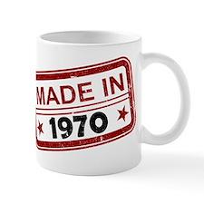 Stamped Made In 1970 Mug