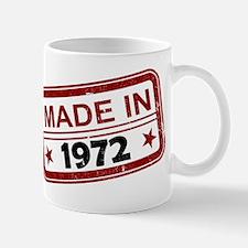 Stamped Made In 1972 Mug