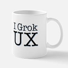 I Grok UX Mugs