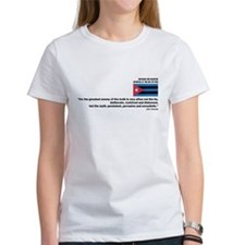 Decision For Disaster Commemorative Women's Shirt