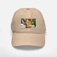 ' I Love Parrots' Baseball Baseball Cap