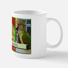 ' I Love Parrots' Mug