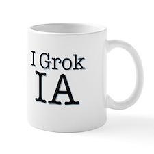 I Grok IA Mugs