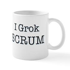 I Grok Scrum Mugs