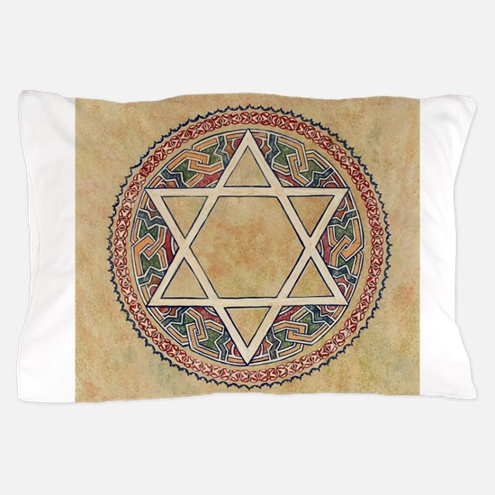 STAR OF DAVID 2 Pillow Case