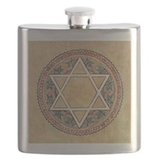 STAR OF DAVID 2 Flask