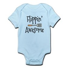 Flippin Awesome Cooking Onesie