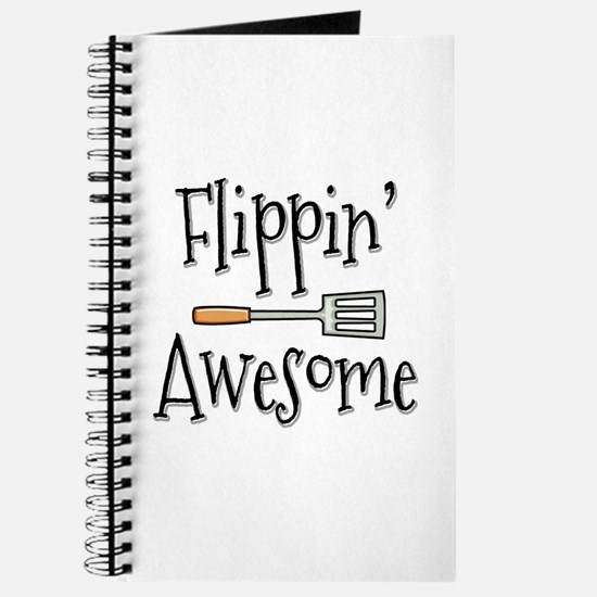Flippin Awesome Cooking Journal