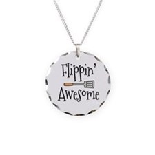 Flippin Awesome Cooking Necklace