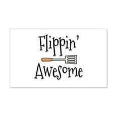 Flippin Awesome Cooking Wall Sticker