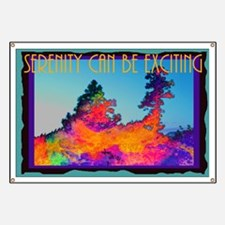 Exciting Serenity Banner