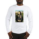 Mona's Cavalier (BT) Long Sleeve T-Shirt