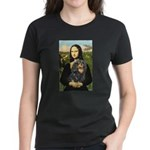 Mona's Cavalier (BT) Women's Dark T-Shirt