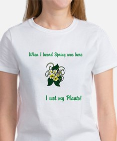 Spring is Here Women's T-Shirt