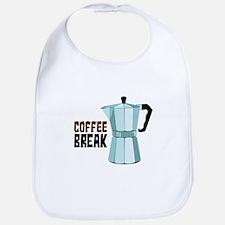 COFFEE BREAK Bib