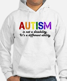 Autism different ability Hoodie