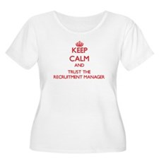 Keep Calm and Trust the Recruitment Manager Plus S