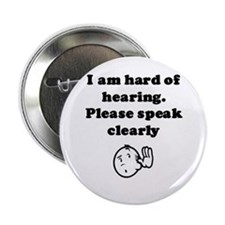 "Deaf Pin.jpg 2.25"" Button"