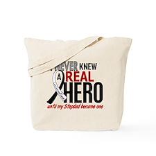 Carcinoid Cancer Real Hero 2 Tote Bag