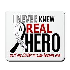 Carcinoid Cancer Real Hero 2 Mousepad