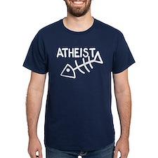 Atheist Fish T-Shirt
