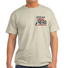 Carcinoid Cancer Real Hero 2 T-Shirt