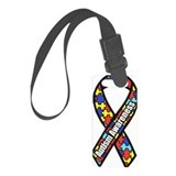 Autism Luggage Tags