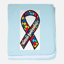 awareness ribbon scanned 2.png baby blanket