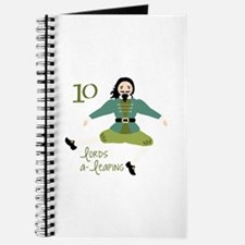 10 loRDS a- leaPiNG Journal