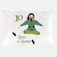 10 loRDS a- leaPiNG Pillow Case