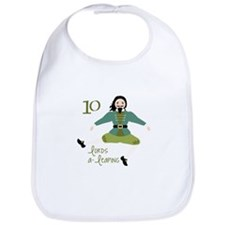 10 loRDS a- leaPiNG Bib