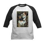 Ophelia & Cavalier (BT) Kids Baseball Jersey