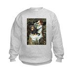 Ophelia & Cavalier (BT) Kids Sweatshirt