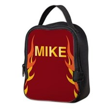Mike Flame Neoprene Lunch Bag