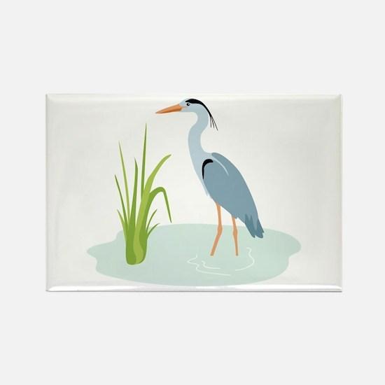 Blue Heron Magnets