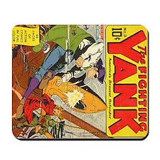 Fighting Yank #3 Mousepad