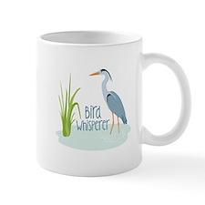 Bird Whisperer Mugs
